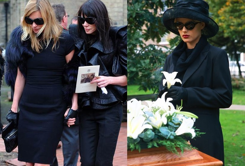 a7d60ce3ba The Right Way To Dress For A Funeral Service - Outfit Ideas HQ