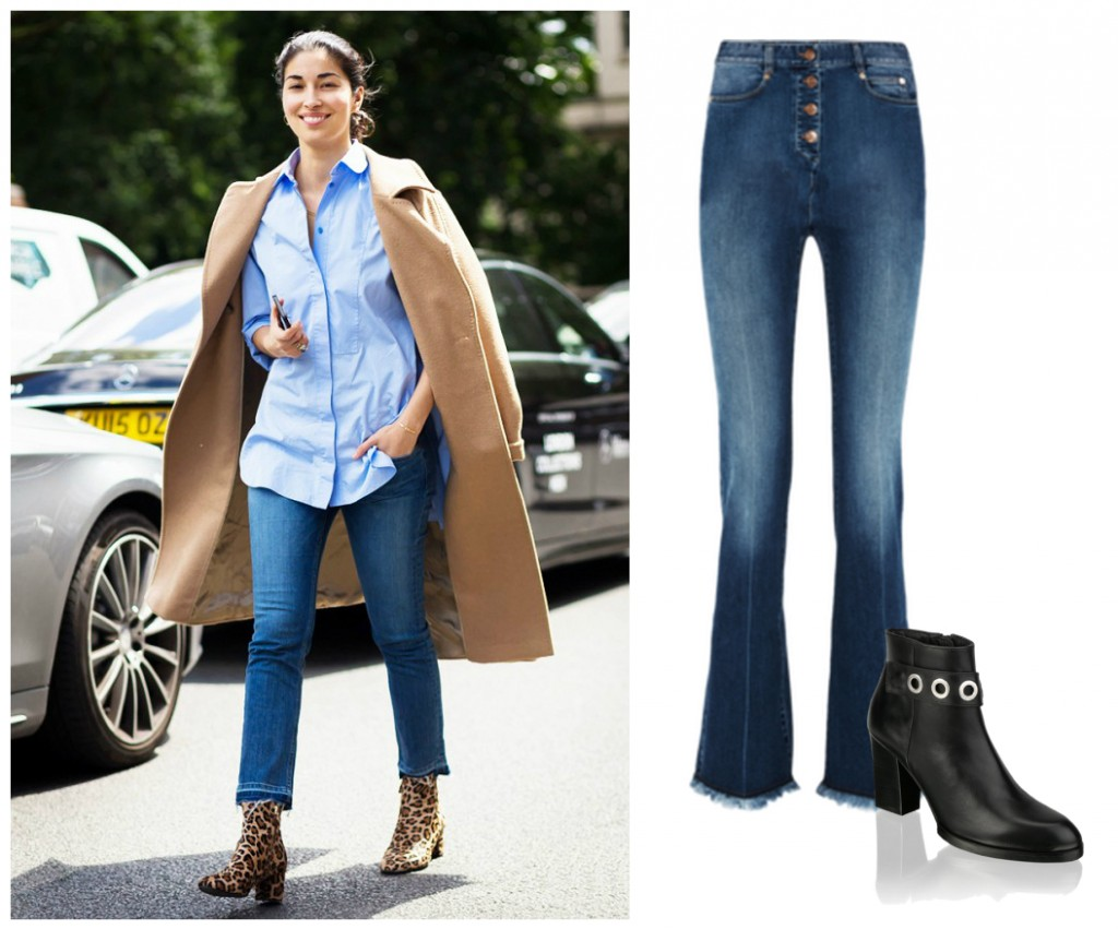 Shoes to Wear With Cropped Ankle Jeans forecasting