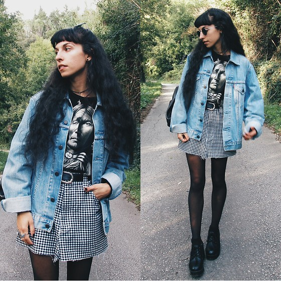 13 Fresh Ways to Style Your Denim Jacket this Fall - Outfit Ideas HQ
