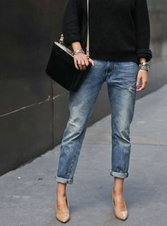 nude-pump-casual-outfit-idea-22