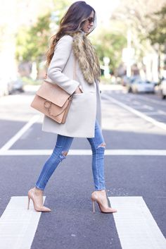 nude-pump-casual-outfit-idea-24