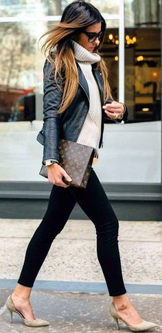nude-pump-casual-outfit-idea-8