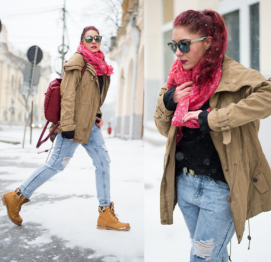 Outfits to Wear with Parka Jackets this Season - Outfit Ideas HQ