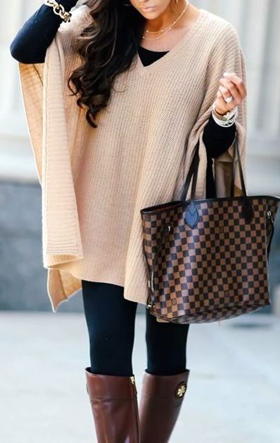 thanksgiving-outfit-another-poncho