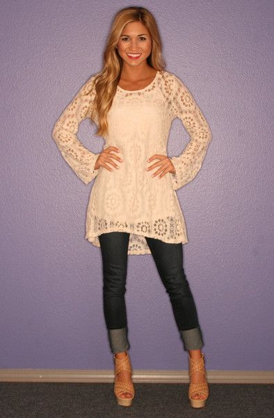 Tunic Sweaters For Leggings - Baggage Clothing