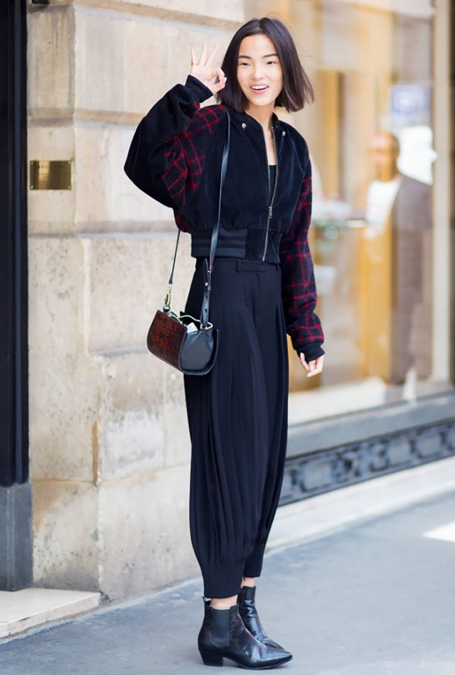 How Every Woman Should Style Their Black Ankle Boots - Outfit Ideas HQ fabf919cfc