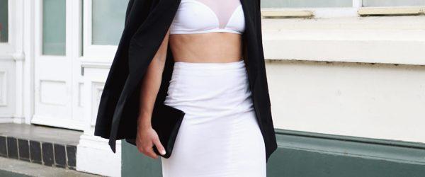 black pumps women outfit idea style fashion