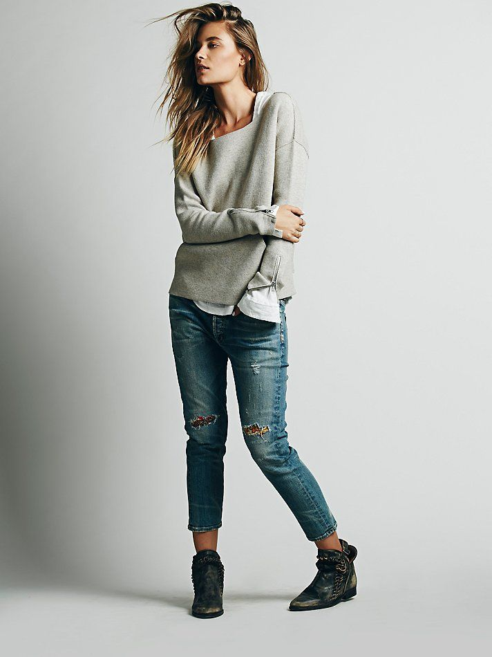 Up Your Game: Daily Fashion Outfits with Long Sleeve ...