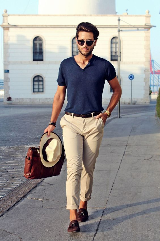 v neck shirt men
