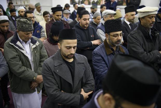 religious funeral