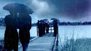 funeral rain