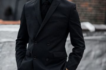 what to wear to a funeral for men
