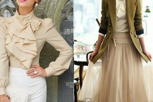women's vintage fashion