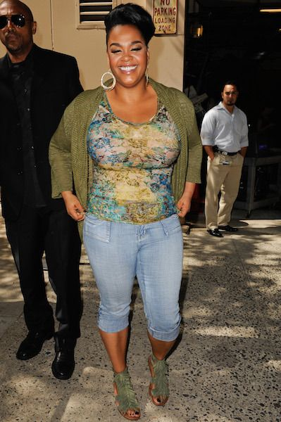 jill scott plus size summer wear