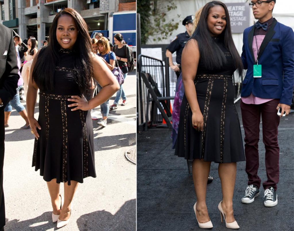 amber riley plus size summer wear