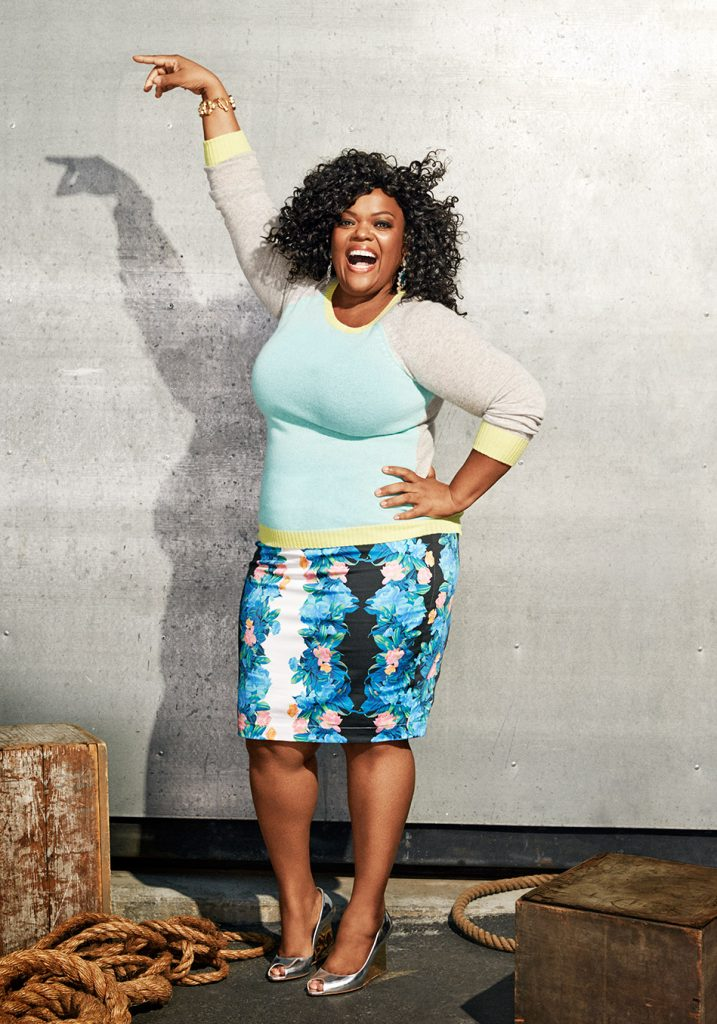 yvette nicole brown plus size summer wear
