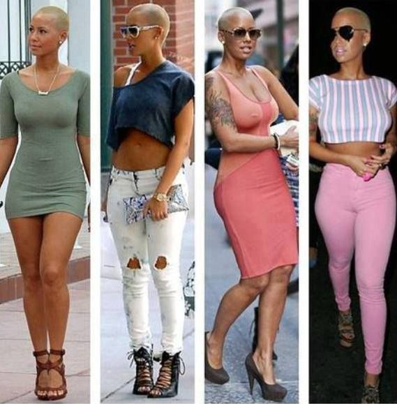 amber rose plus size summer wear