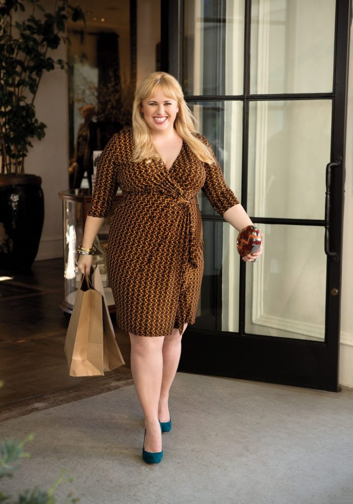 rebel wilson plus size summer wear