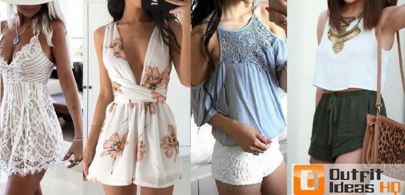 Cute Summer outfits flirty
