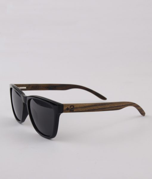 plus2clothing wooden sunglasses