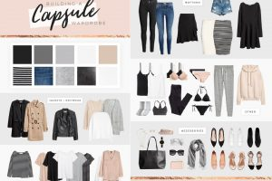 Capsule Wardrobe: What You Need to Know?