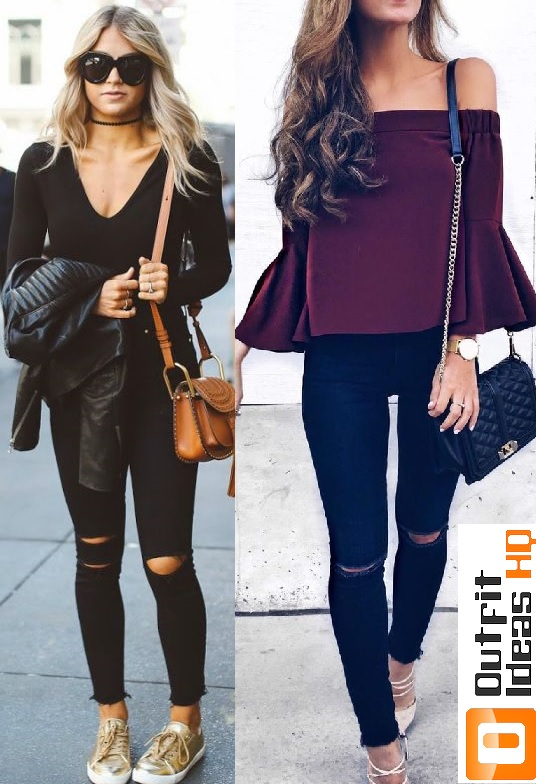 How to Better Wear Black Jeans 50+ Great Ideas - Outfit ...