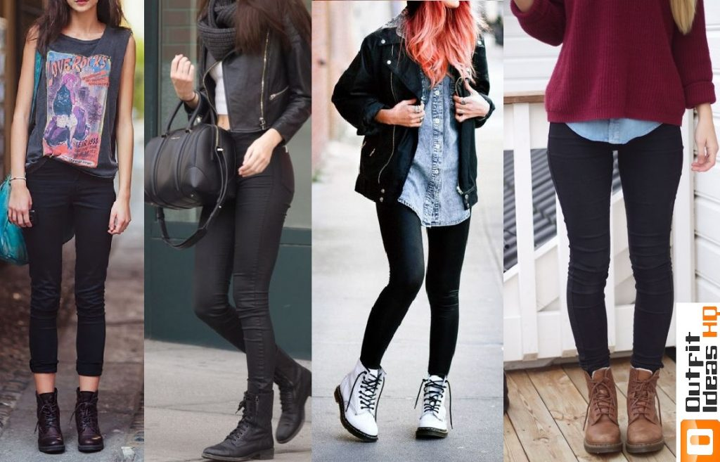 How To Better Wear Black Jeans 50 Great Ideas Outfit