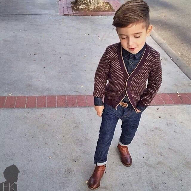 25 Amazingly Stylish Boys....Wow!