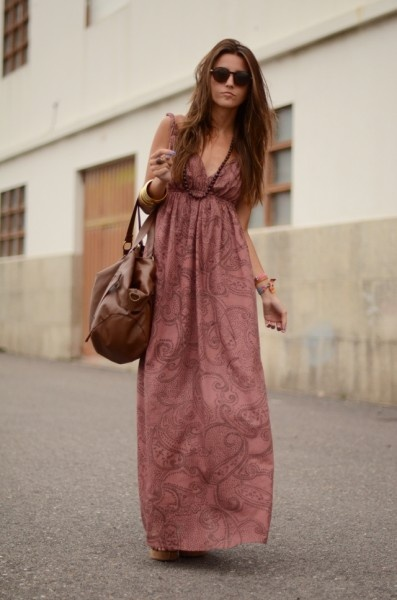 corporate outfits with maxi dresses 3