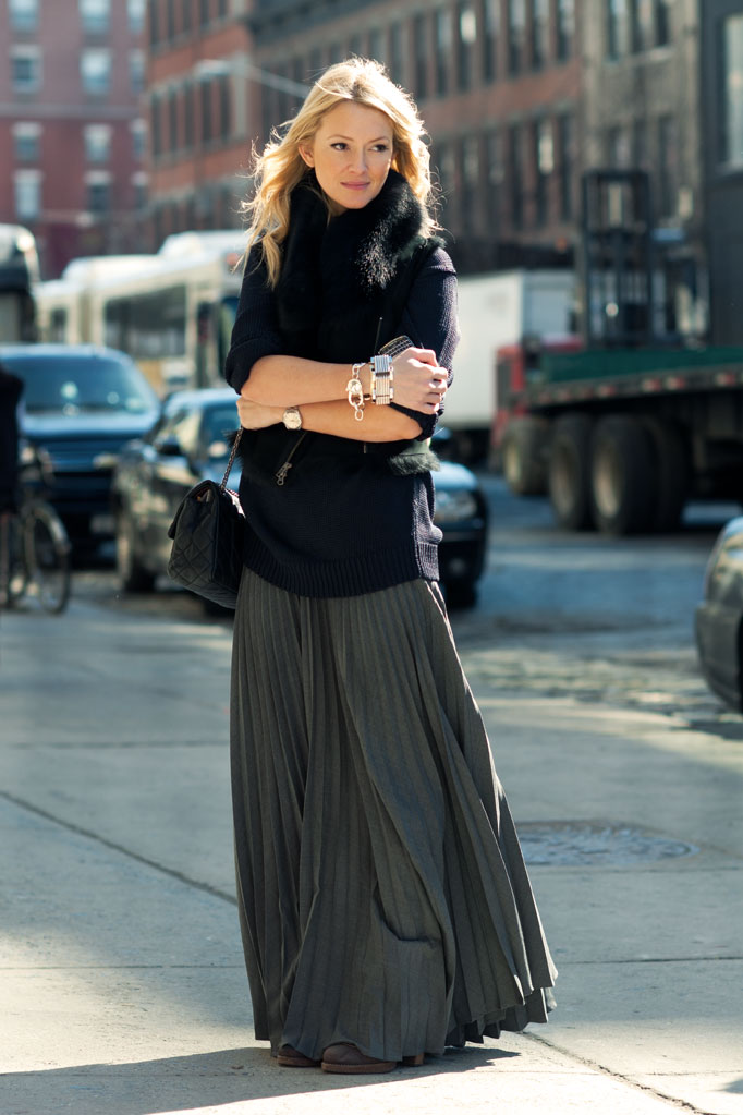 corporate outfits with maxi dresses 10