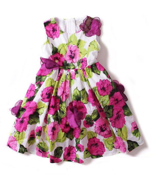 Adorable Easter Dresses For Toddlers