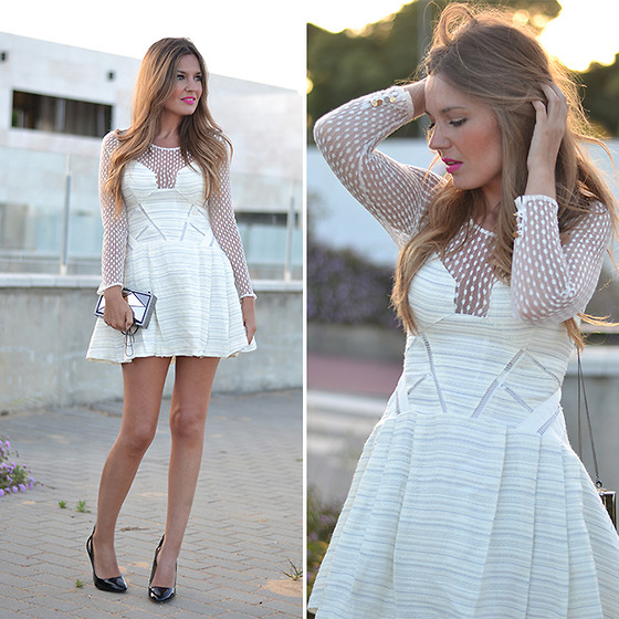 White Party Dress Ideas