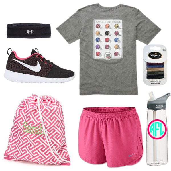 Stylish Fitness Outfit Ideas