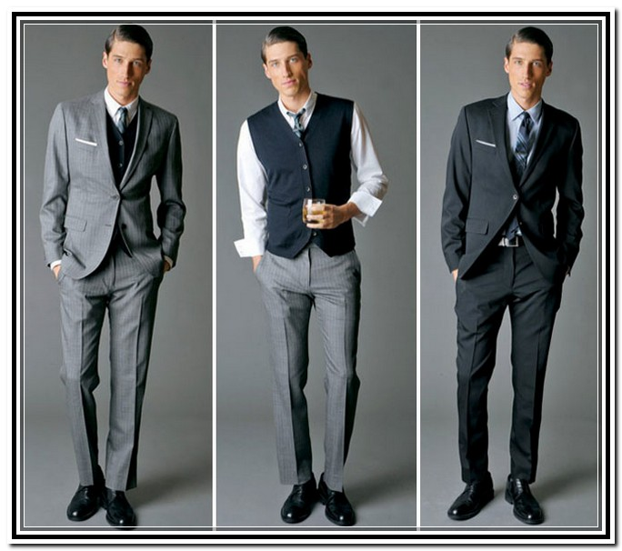 Male Wedding Guest Outfit Ideas 10