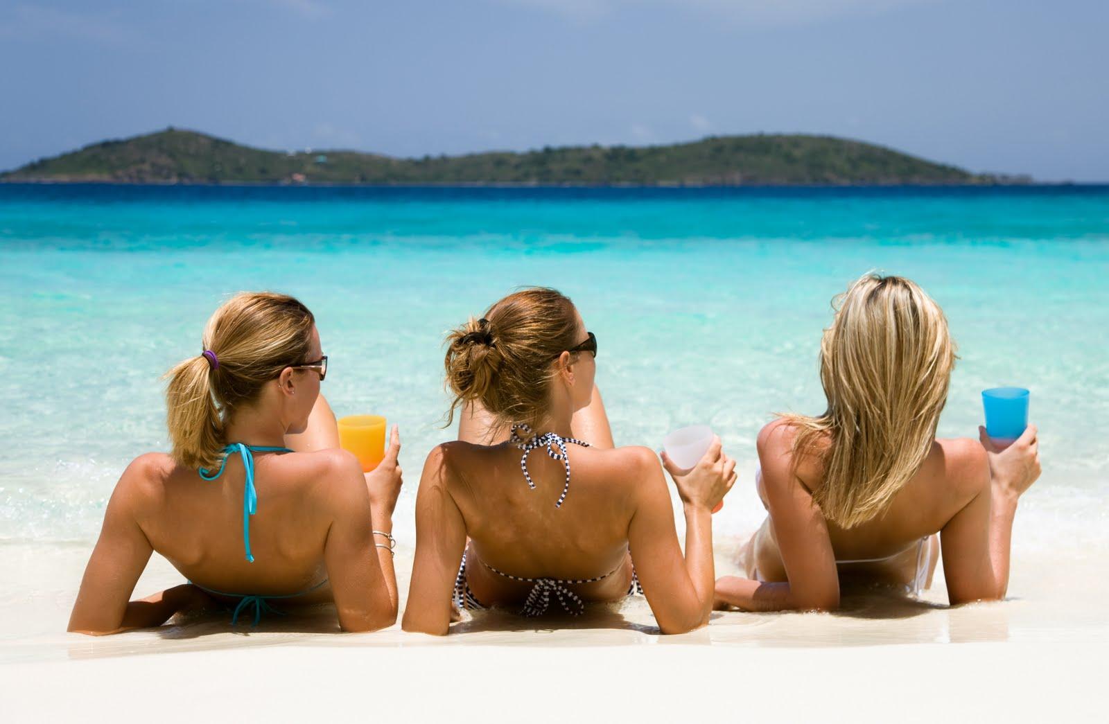 If you hate bikinis here are some alternative swimwear - Beach girl wallpaper hd ...