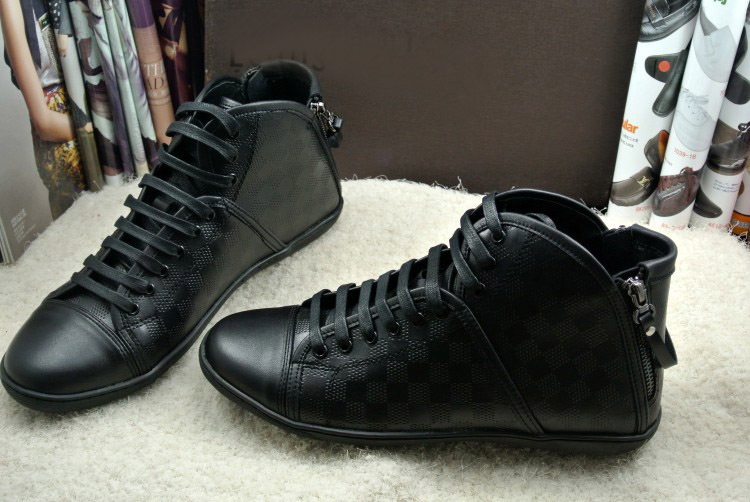 Cool And Classic Designer And High-Street High-Tops