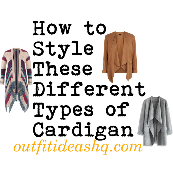 How to Style These Different Types of Cardigan Outfit Ideas HQ