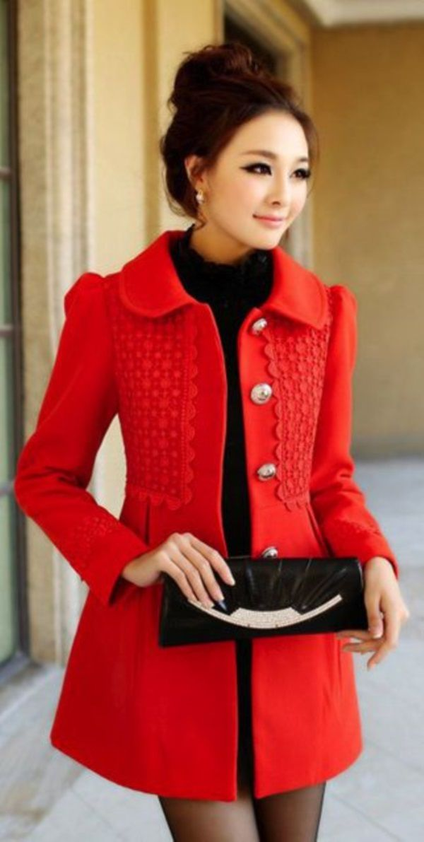 27 Red Outfits Will Dominate Your Christmas Outfit Ideas Hq