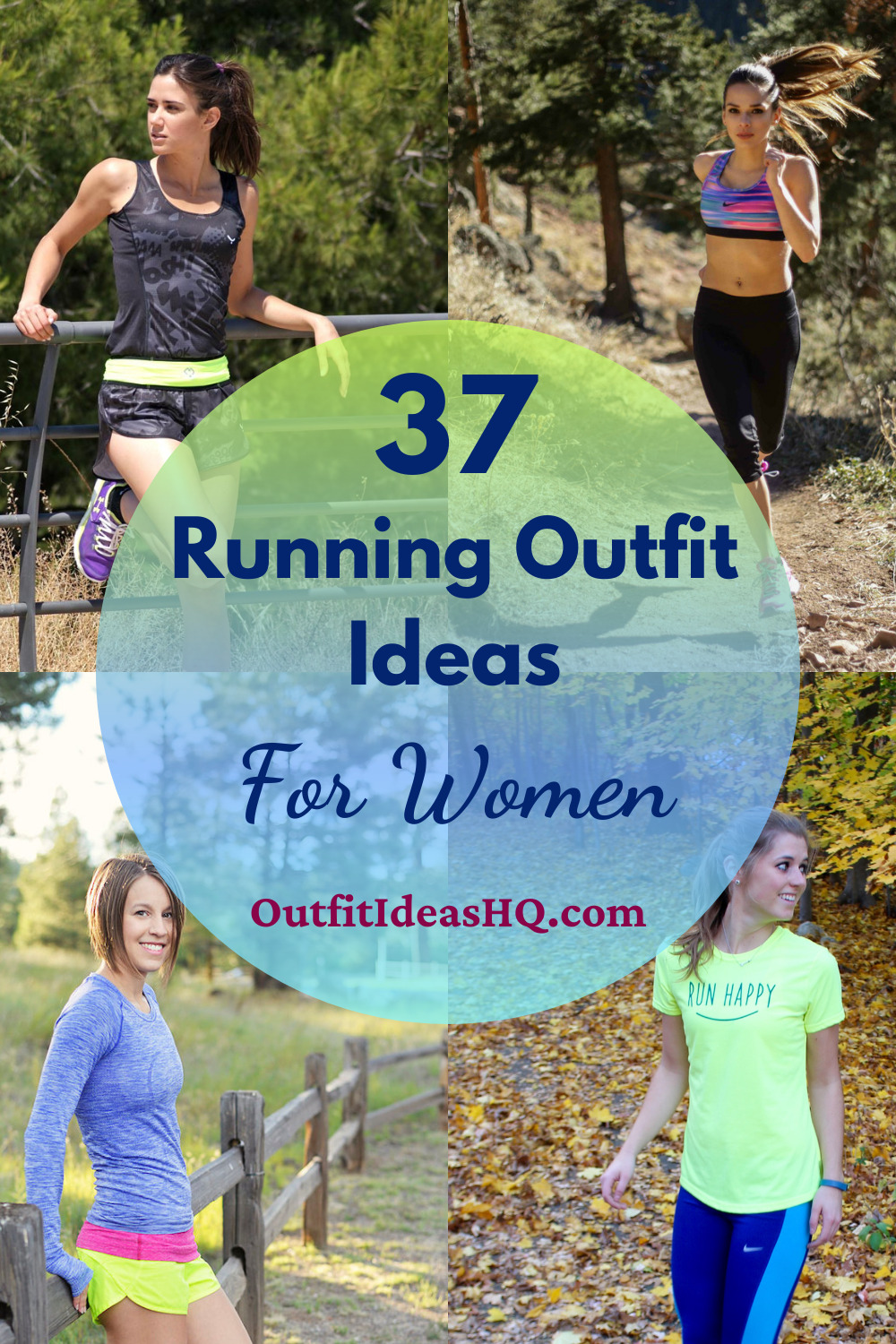 Best 37 Running Outfits That Will Make You Attractive Working Out