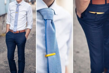 How to Wear Accessories [A Guide for the Modern Man] - Outfit Ideas HQ