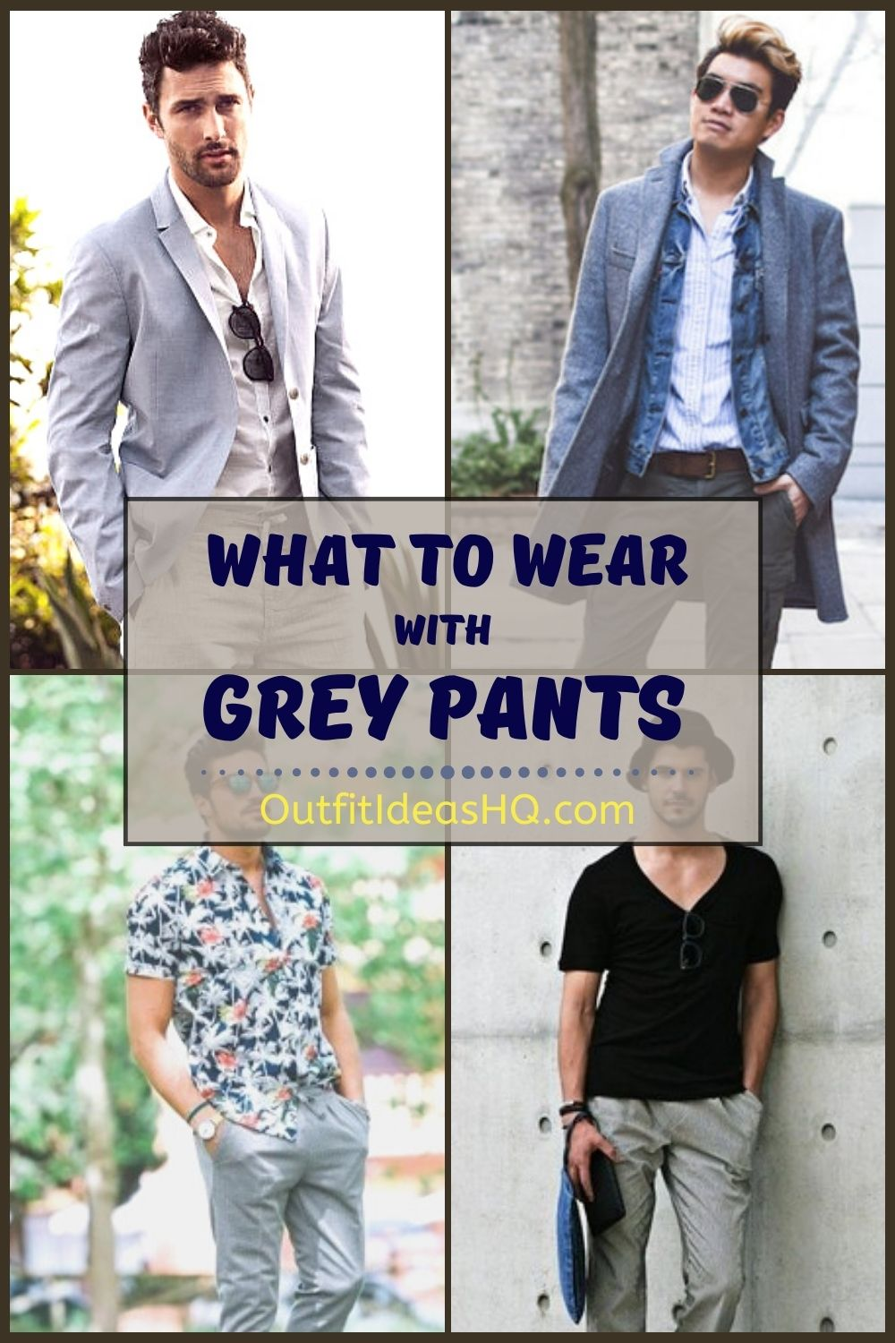 Color shirt what jeans with grey What to