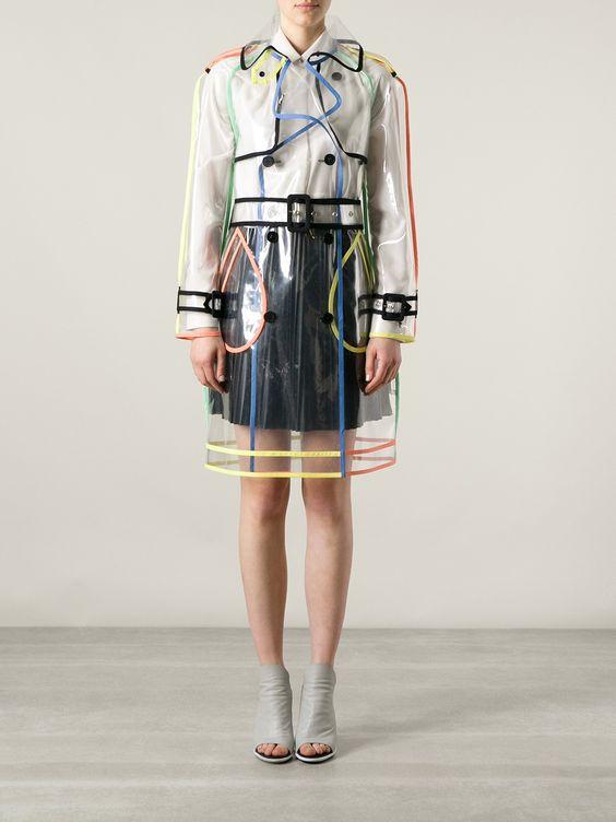 Fashion Trends For Men  Rain