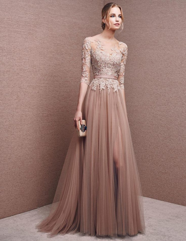 Long Dress For Wedding Party Ideas