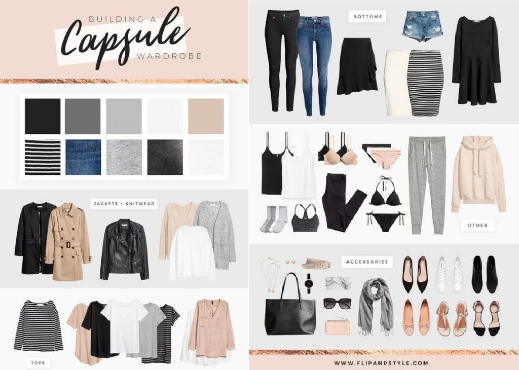 Capsule Closet – PPI Blog